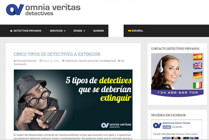 Detectives Omnia Veritas