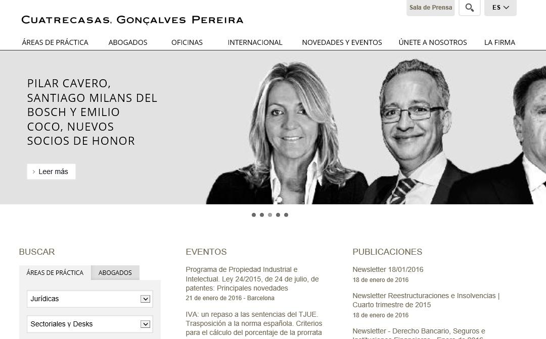 Cuatrecasas Gonçalvez Pereira
