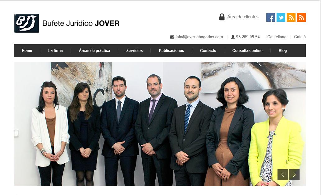 Bufete Jurídico Jover