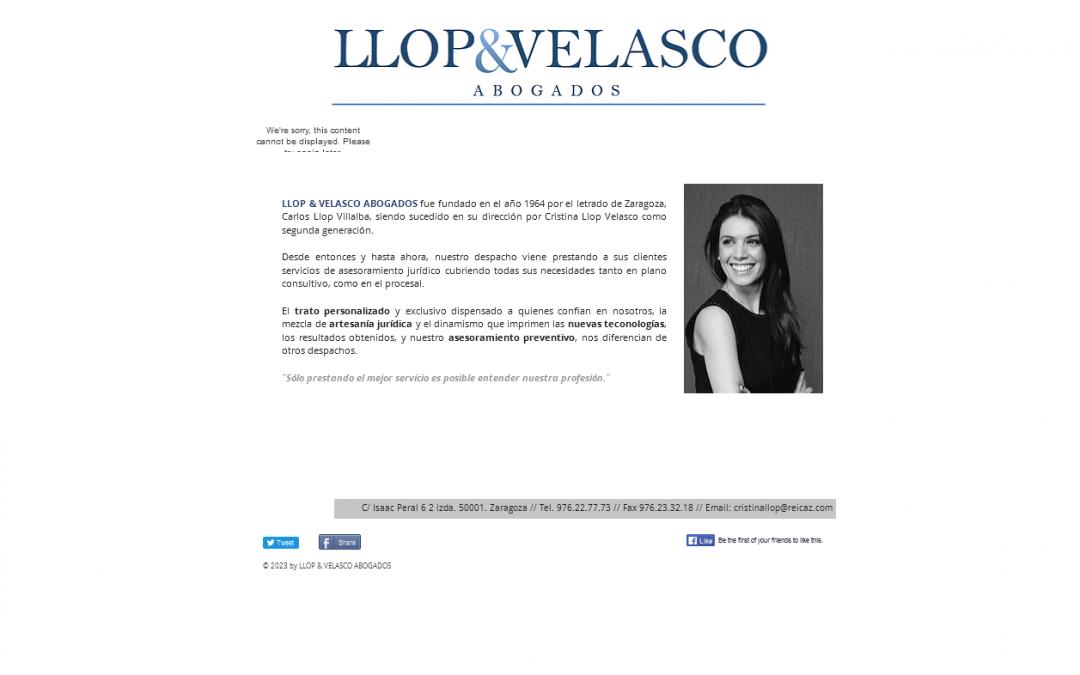 LLOP & VELASCO ABOGADOS