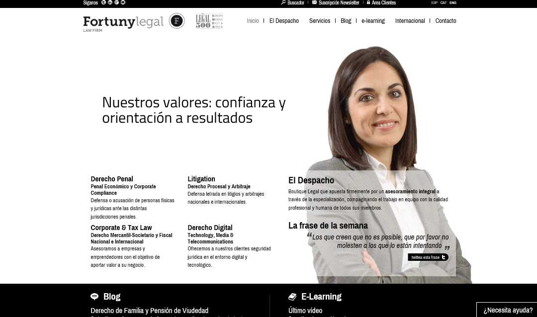 Fortuny Legal