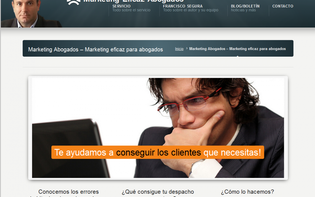 Marketing Eficaz Abogados