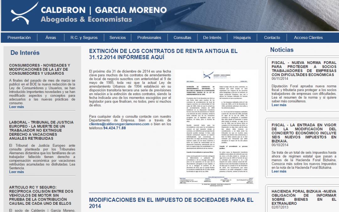 Calderon Garcia Moreno