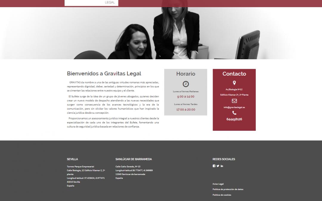 Gravitas Legal
