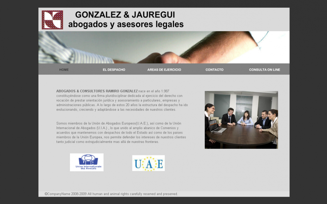 Gonzalez & Jauregui