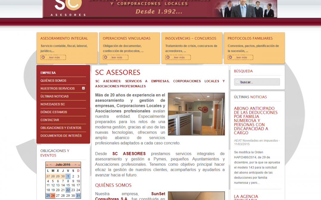 SC Asesores