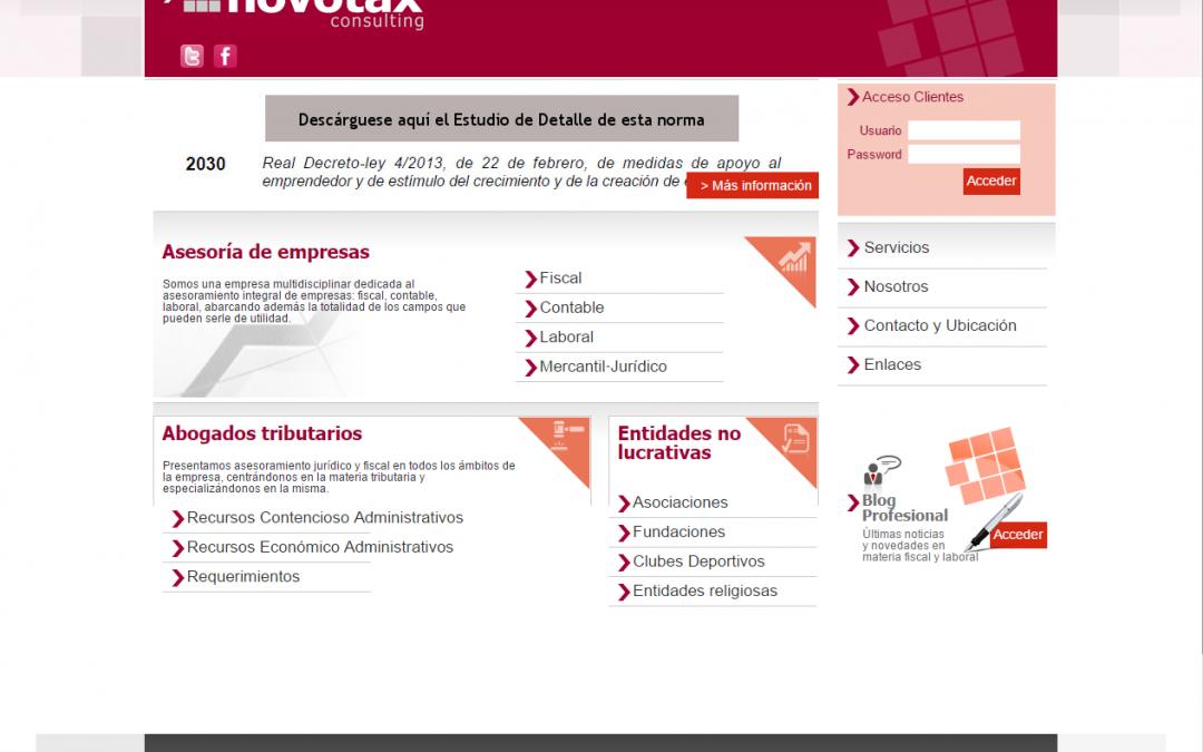 Novotax Consulting