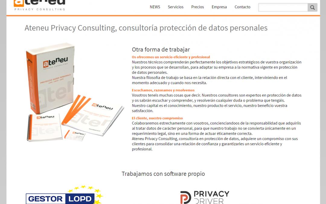 Ateneu Privacy Consulting