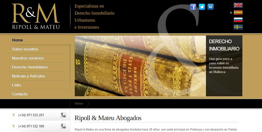 Ripoll & Mateu Abogados