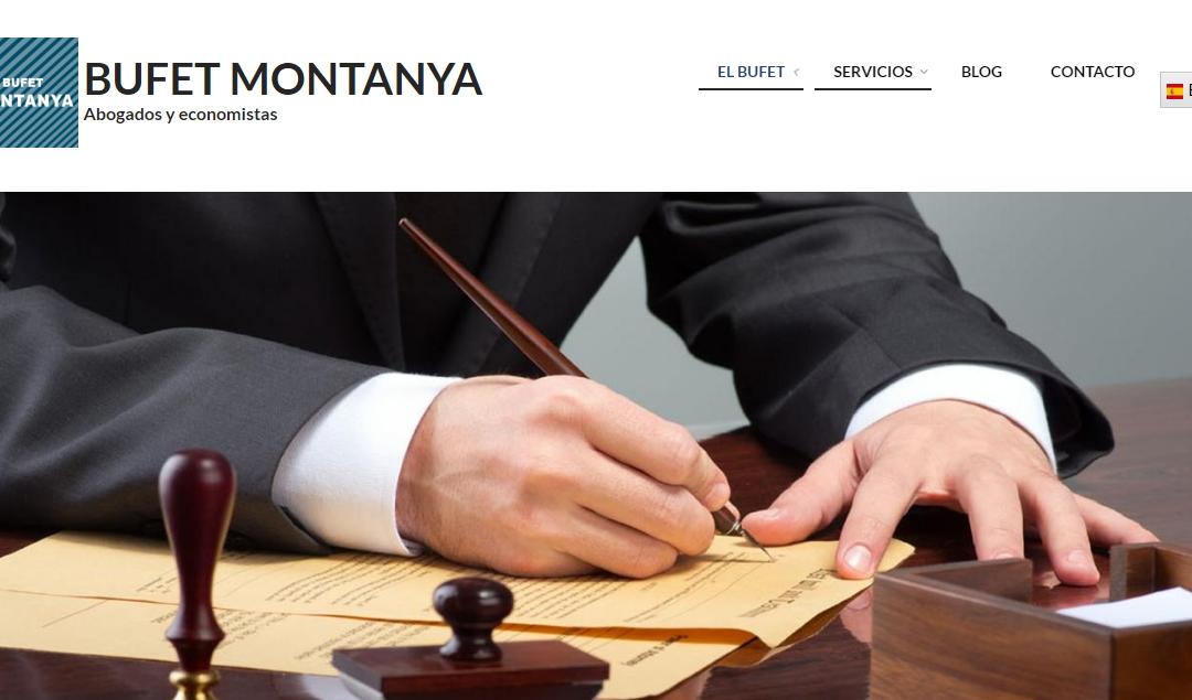 Bufet Montanya abogados y economistas