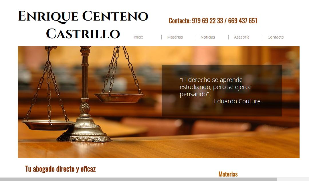 Enrique Centeno Castrillo