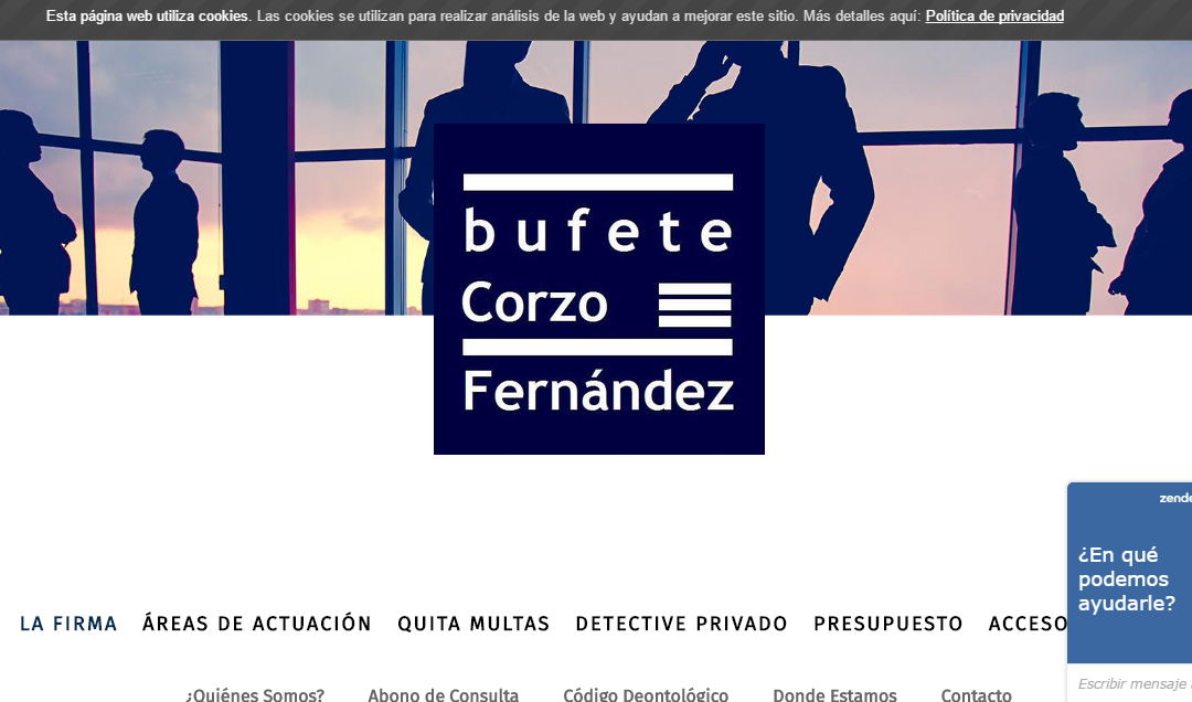 Bufete Corzo Fernández