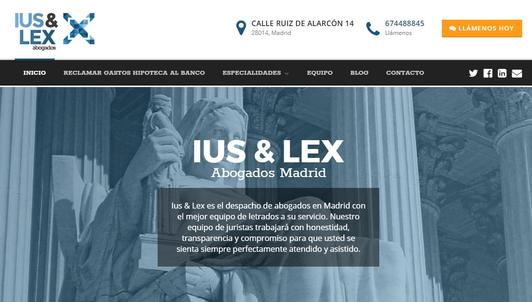 Ius & Lex Abogados