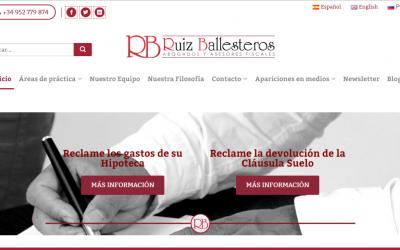 Ruiz Ballesteros Abogados y Asesores Fiscales