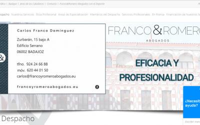 Franco&Romero Abogados