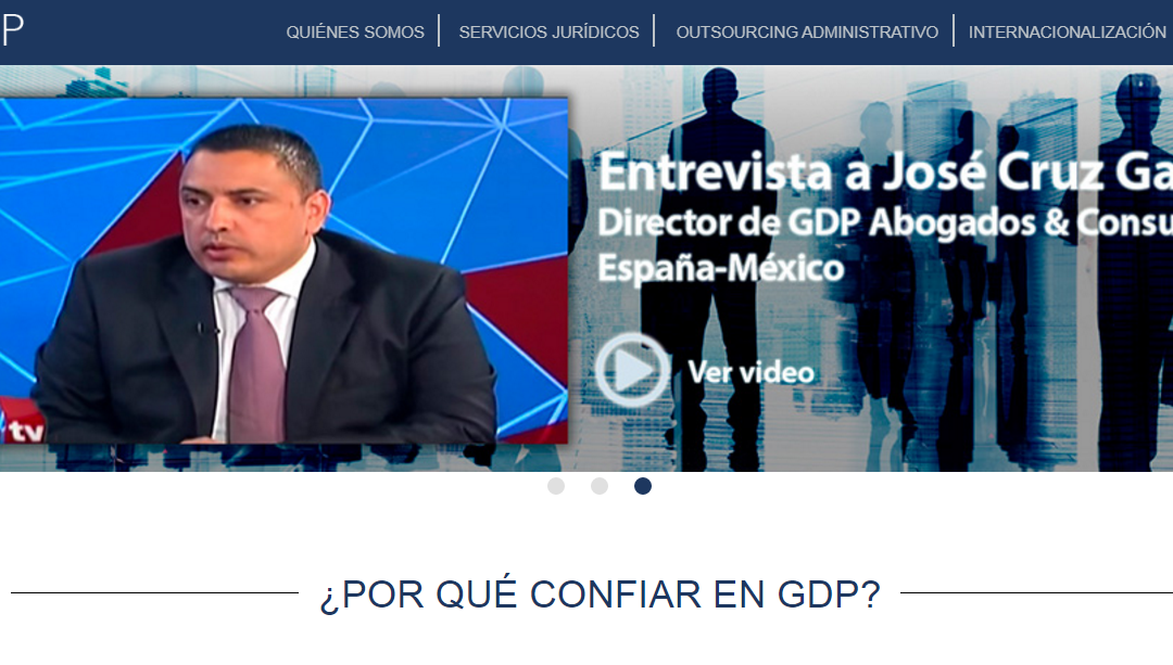 GDP Abogados y consultores